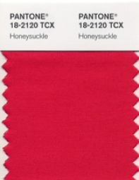 Pantone announces 2011 Color of the Year: Honeysuckle