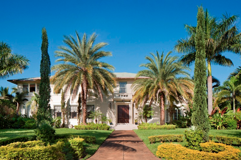 Palm Beach opulence: a Fair and a Show House