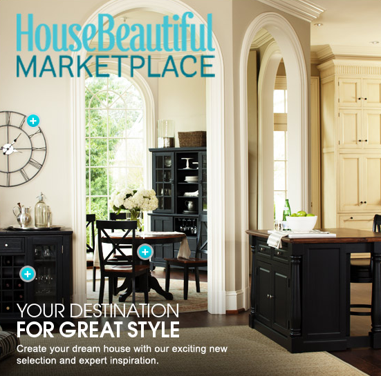House Beautiful Marketplace debuts with HSN