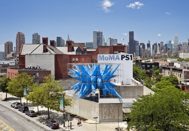 MoMA PS1 presents winner of 2012 Young Architects Program