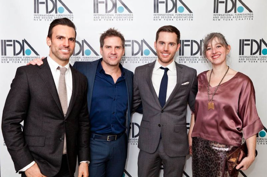 "IFDA honors New York's ""Rising Stars of Design"""