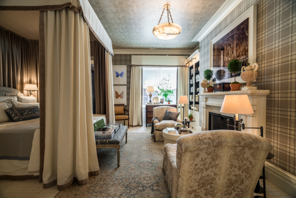 Kips Bay designers re-envision the Arthur Sachs Mansion