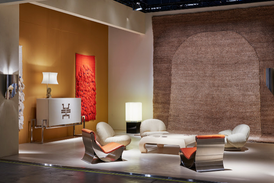 Design Basel celebrates collectible design for the 10th year