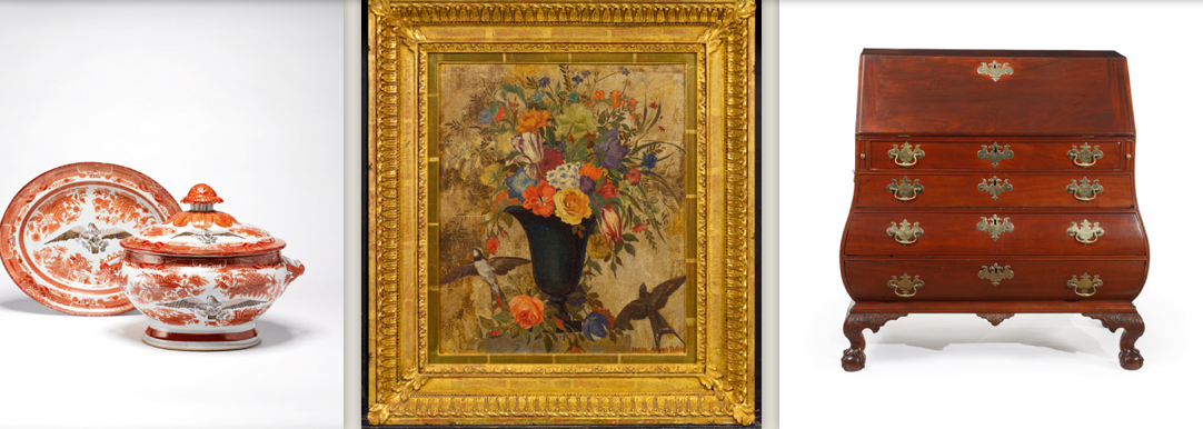 Autumn's bounty, Part Two: Eight more October auctions