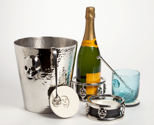 Thomas Fuchs signs with Barneys for 'manly' barware collection