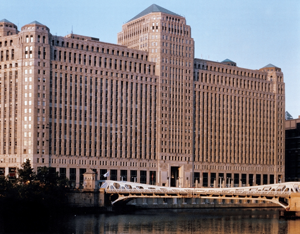 Chicago's Merchandise Mart to unveil 60 new showrooms