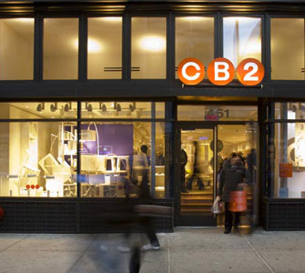 CB2 to open retail space at the D&D Building this fall