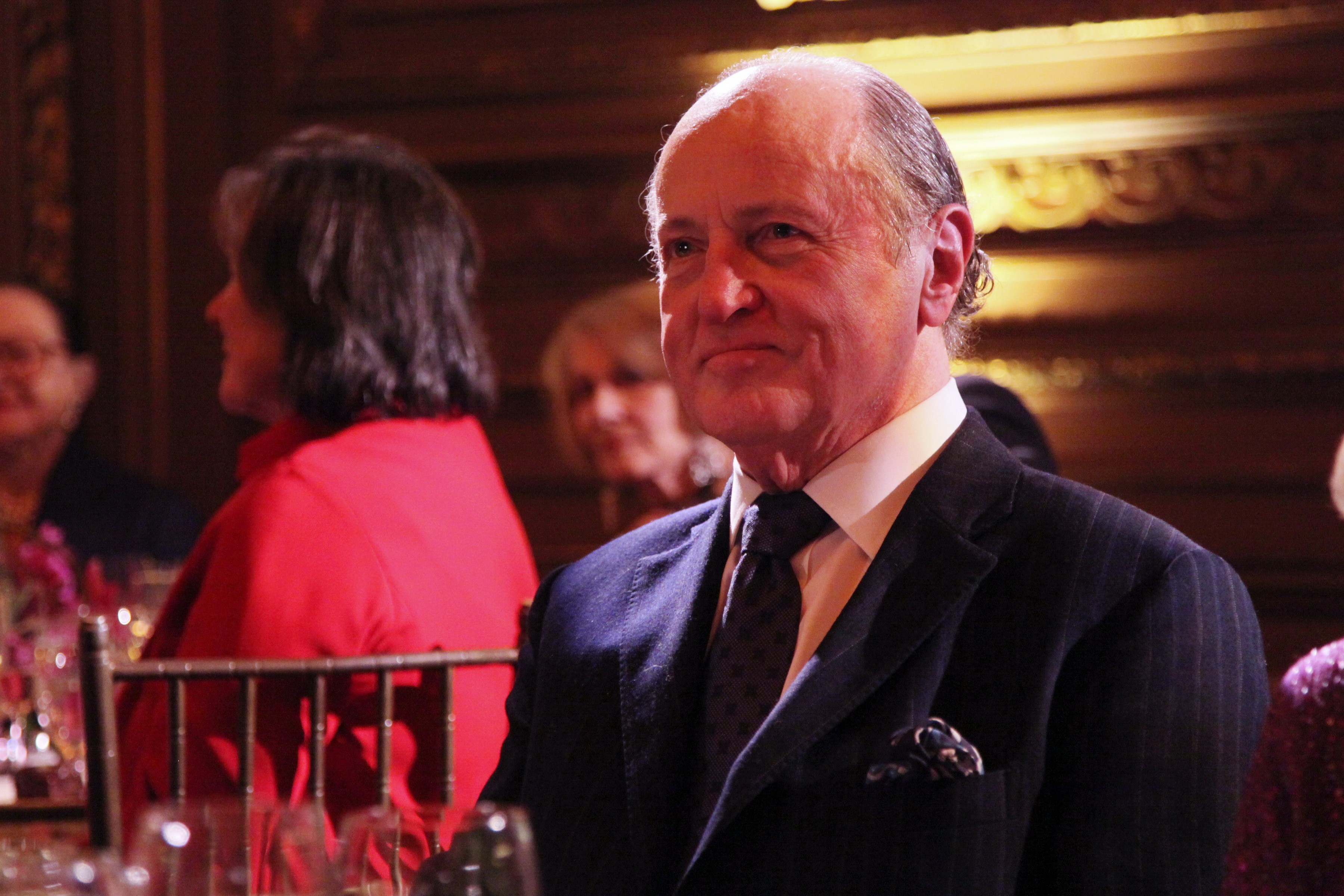 NY School of Interior Design Benefit Gala honored Mario Buatta